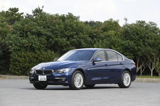 画像: BMW3シリーズは6位に入っているが、メルセデス・ベンツCクラスには大きく差をつけられている。