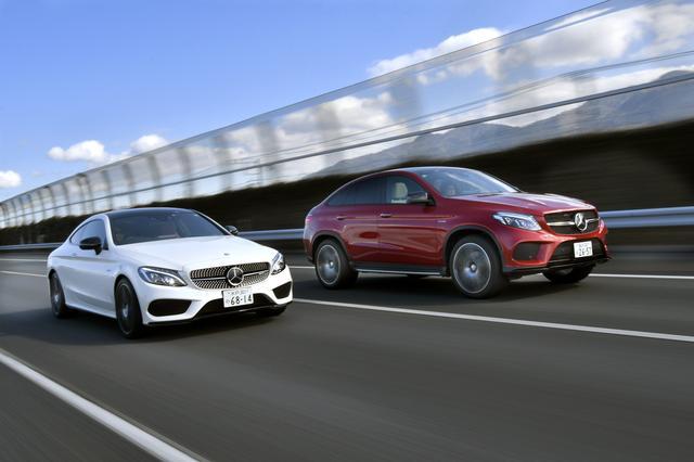 画像: 2017年3月も輸入車販売台数トップは8578台でメルセデス・ベンツだった。