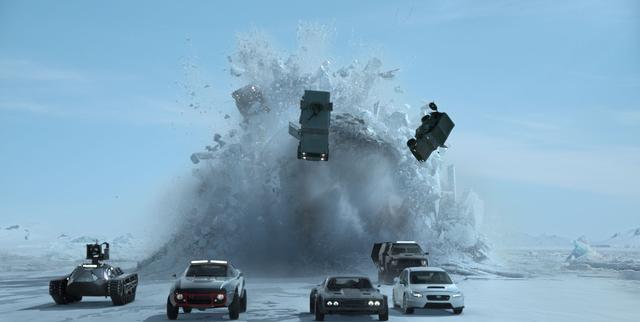 画像: 【映画】「ワイルド・スピード ICE BREAK」 シリーズ最新作がGW映画に登場! - Webモーターマガジン