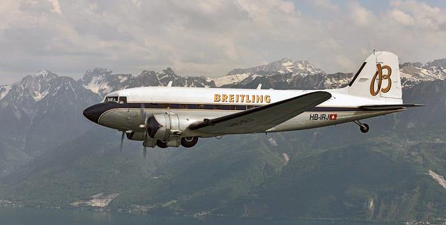 画像: 【イベント】レッドブル・エアレース 千葉 2017に世界飛行中の伝説の航空機「DC-3」が登場! - Webモーターマガジン
