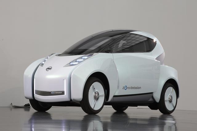 画像2: 【クルマニQ】サーキット走行が可能な日産のコンセプトカーは?【中級編】