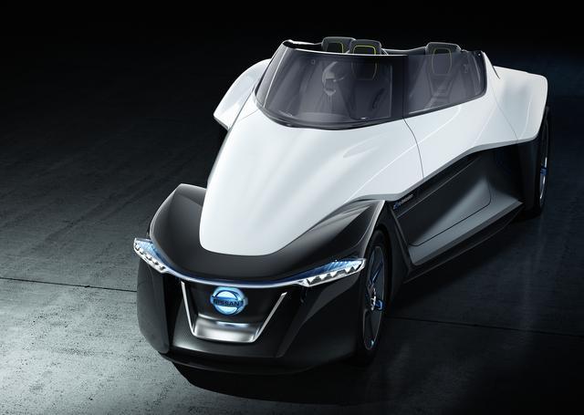 画像5: 【クルマニQ】サーキット走行が可能な日産のコンセプトカーは?【中級編】