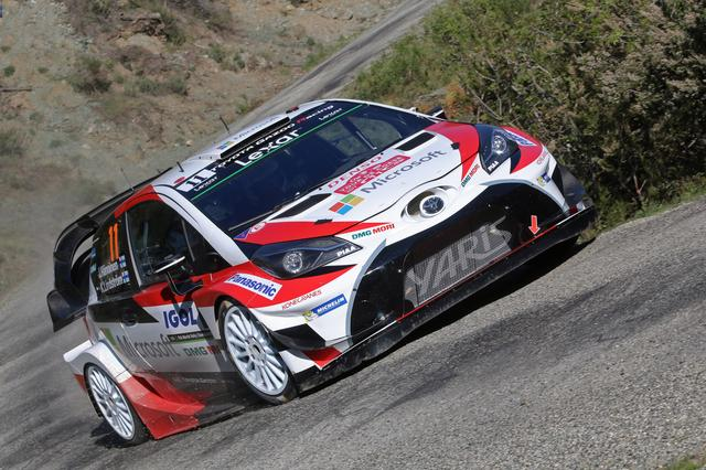 画像: 【クルマニQ】【初級編】 WRCにトヨタが参戦しているマシンのベース車両はどれ?