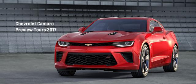 画像: Camaro Preview Tours 2017