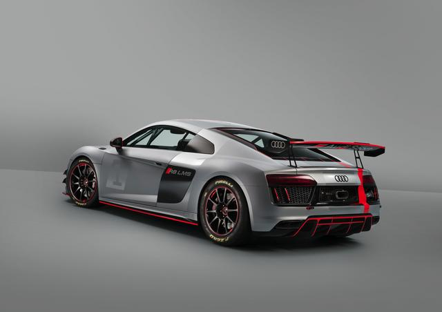 画像1: Audi R8 LMS GT4
