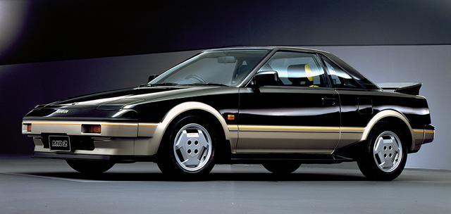 画像: 1984年、国産量産車初のミッドシップカーが登場した。今見てもカッコイイ!