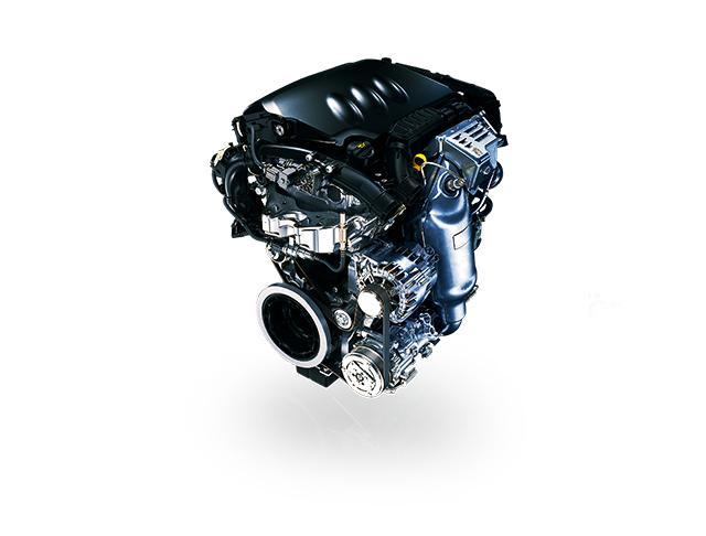 画像: プジョーが誇るダウンサイジングターボガソリンエンジン、1.2L PureTech