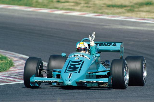 画像: 全日本F3000選手権 LEYTON HOUSE 87B HONDA