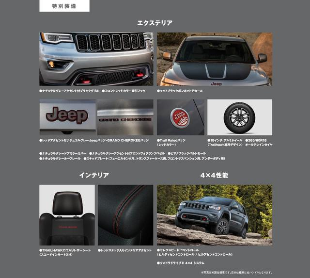 画像: Jeep® Grand Cherokee Trailhawk Debut Fair | Jeep®