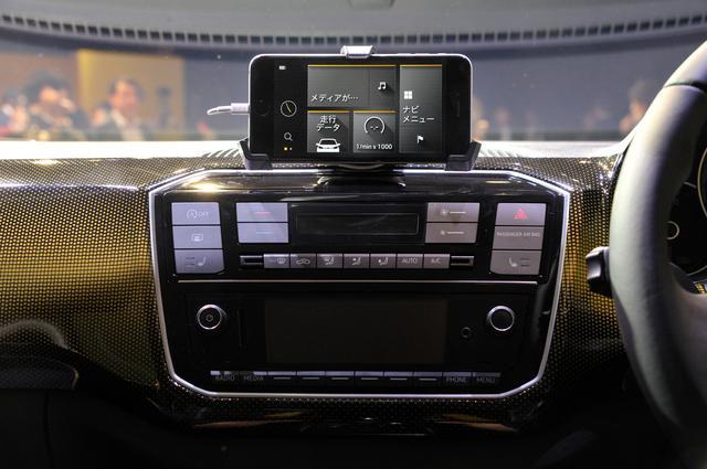 画像: BluetoothやUSBで接続できる。