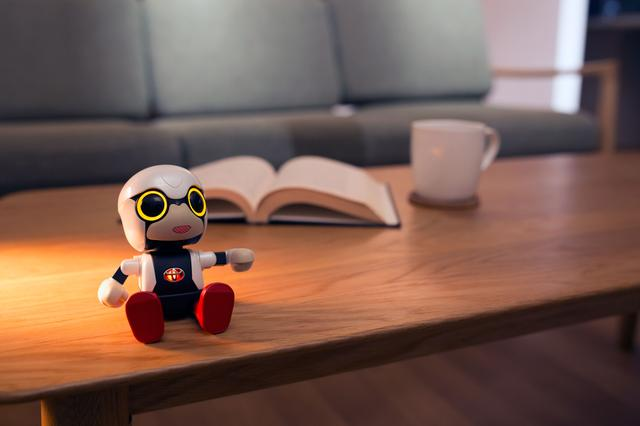 画像: 【ニュース】トヨタのロボット「KIROBO mini」5月10日より発売開始