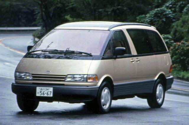 画像2: 【クルマニQ】【上級編】日本で最初にミニバンを発売したメーカーは?