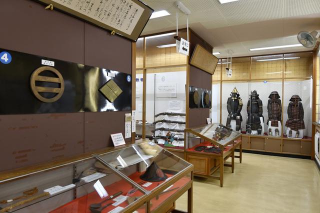 画像1: 武田軍との戦いを「実感」できる設楽原歴史資料館