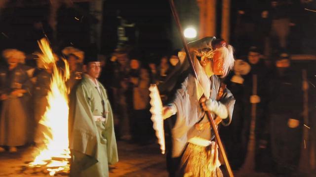 画像: 田峯田楽 設楽町 【愛知探検街歩き】 www.youtube.com