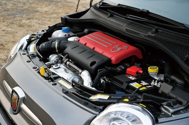 画像: エンジンは最高出力165psの1.4L直4ターボを搭載、ATモード付き5の速シーケンシャルが組み合わされる。