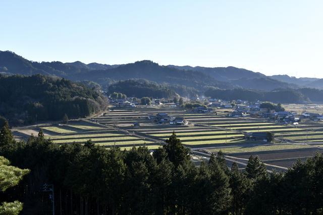 画像: 日本一の農村風景が広がる、絶景を発見