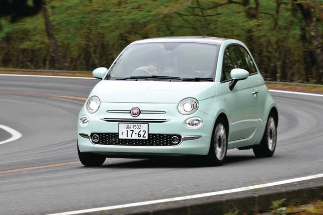 画像: フィアット。500、500X、パンダの3モデルを展開。カジュアルで実用的なコンパクトカーを主力とするブランドで、2016年も販売好調、登録台数は輸入車ブランドで10位に入った。
