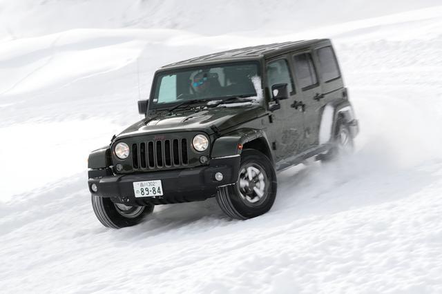 画像: ジープ。自由と冒険の要素がつまった伝統的SUVブランド。ラングラー/グランドチェロキー/チェロキー/レネゲードなど5モデル展開で、2016年ブランド別販売順位は7位。