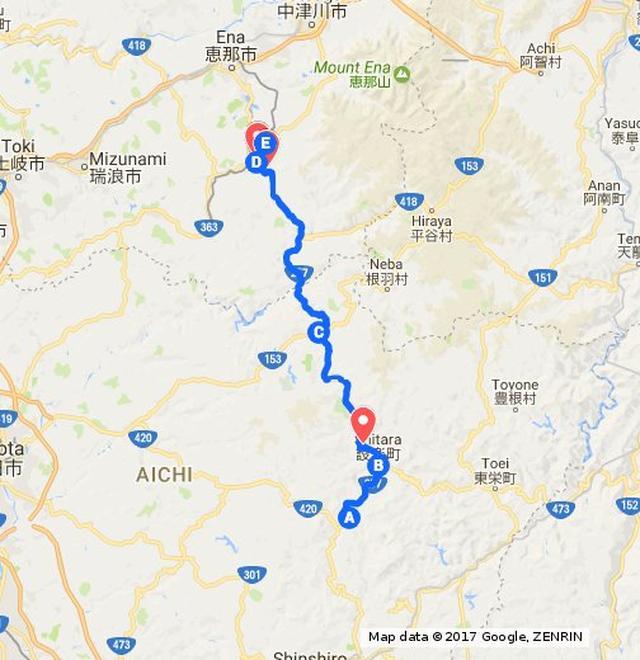 画像: 【連載】「遠乗りの達人」石川芳雄のクルマで長旅 コース.1 中編 〜続 三河から美濃へと向かう旅〜