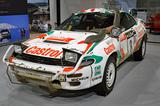 画像: 前回紹介したオーストラリアラリー優勝車と基本的には同じだが、アニマルバーなどサファリ用パーツが装着されている。