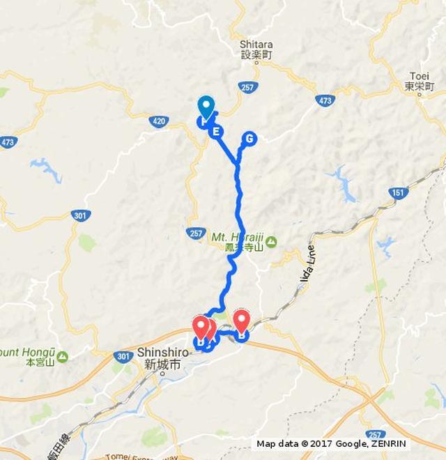 画像: 「遠乗りの達人」 石川芳雄のクルマで長旅 コース1 前編 「三河から美濃へと向かう旅」