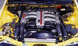 画像: 280馬力自主規制のきっかけになったとも言われるVG30DETT型DOHCツインターボ。高い完成度を誇るシャシとの組み合わせによってスーパーカーに匹敵する動力性能を得た。