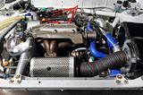 画像: セリカに搭載していた3S-GT改エンジンと4WDシステムが移植された。