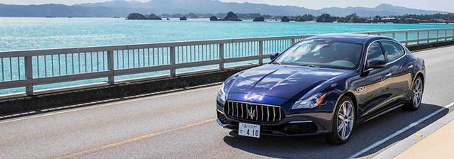 画像: 南国・沖縄でマセラティの魅力を感じる旅行プラン - LAWRENCE - Motorcycle x Cars + α = Your Life.