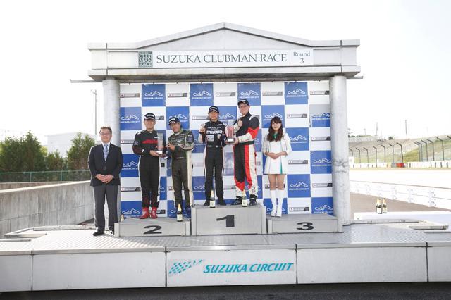 画像4: 【ニュース】GLOBAL MX-5 CUP JAPAN 第2戦・鈴鹿 山野哲也が開幕2連勝