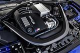 画像: 3L直列6気筒ターボエンジンを搭載する。エンジンサウンドもMモデル特有の音を奏でる。
