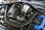 画像: 431ps/550Nmを発生する3Lの直6DOHCツインターボは、7600rpmの最高許容回転数を誇る。吹け上がりは快感!