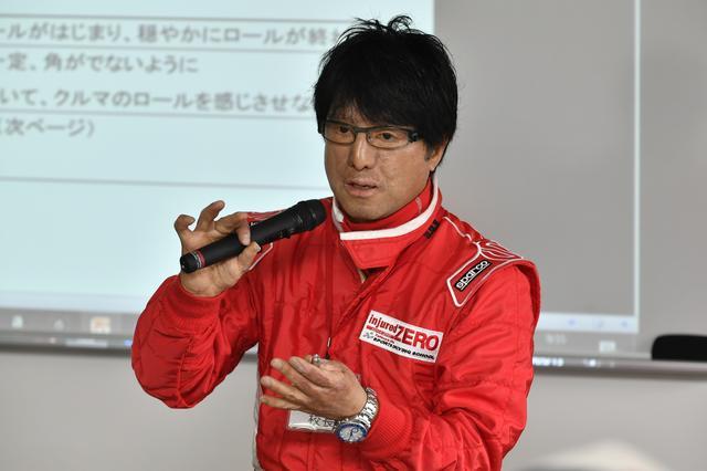 画像: 8年前からドライビングレッスンを開講している太田哲也氏が校長を務める。