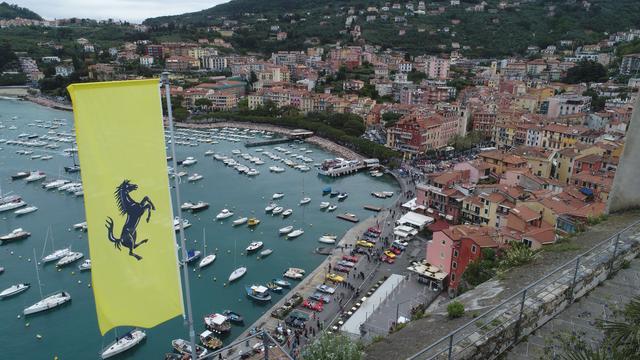 画像2: 【海外イベント】歴代フェラーリ70台がイタリア・トスカーナでパレードラン