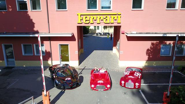 画像7: 【海外イベント】歴代フェラーリ70台がイタリア・トスカーナでパレードラン
