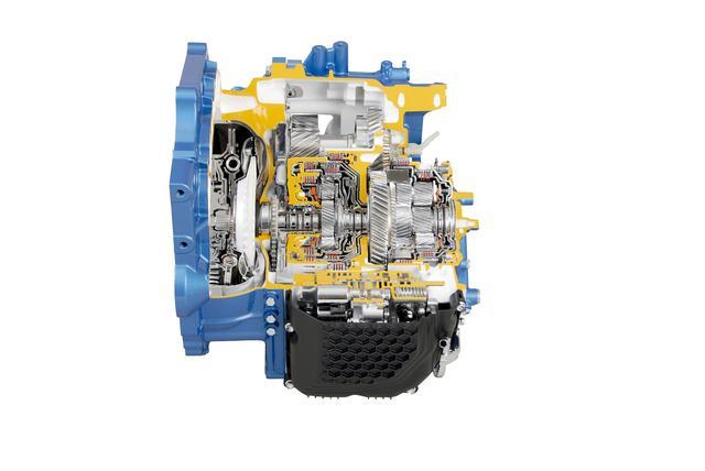 画像: ギヤトレーン構造、材料、形状最適化により、軽量コンパクト化を実現2017年モデルでパワートレーンが一新された、北米の7/8人乗りミニバン「シエナ」に、3.5L V6 Dual VVT-iエンジン(300ps)との組み合わせで搭載される。