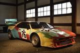 画像: 「BMW ART CAR (BMW M1)」。ポップアートの巨匠アンディ・ウォーホル氏によるBMWアートカー、世界に一台の実車を展示する。