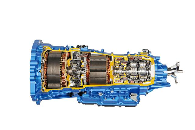 画像: 「マルチステージ用変速機構」とは、モーター駆動の高応答性をフルに生かしたシステム。ドライバーの操作や車両の状態に合わせて、変速を最適化、ダイナミックな走り味を生んでくれる。レクサスLC500hの「マルチステージTHSⅡ」で採用されたテクノロジーだ。