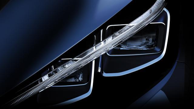 画像: 他の日産車と同じくブーメラン型のポジションマーカーが採用されるようだ。