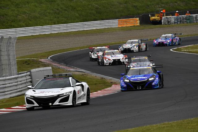 画像2: レクサス3連勝!【スーパーGT】Rd03オートポリス au TOM'S LC500が優勝、2位3位はNSX-GT!