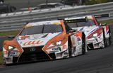 画像3: レクサス3連勝!【スーパーGT】Rd03オートポリス au TOM'S LC500が優勝、2位3位はNSX-GT!