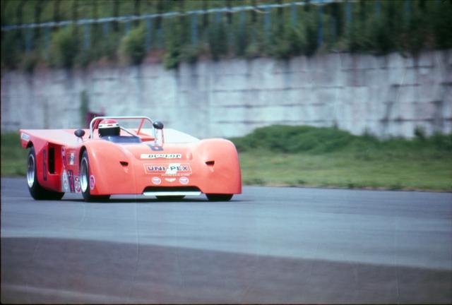 画像: シェブロンB19。田中弘(ひろむ)がドライバーだった。