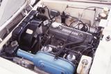 画像: ▲セドリックに搭載されていたR型1.6ℓ直4OHVを搭載。最高出力は90ps、最大トルクは13.5kgmだった。