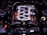 画像: 2L・ツインカムターボの VG20DET型エンジンは 1989年のマイナーチェンジでインタークーラーターボ化と同時にハイオク仕様となり、最高出力は210psまで引き上げられた。