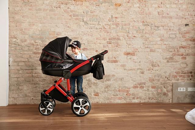 画像: 【新商品】足の速い子どもに育つ!?「GTI」ベビーカー発売開始 2017年5月