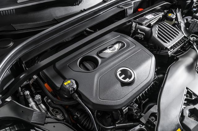 画像: エンジンは1.5L直3ターボ。136ps/220Nmを発生する。