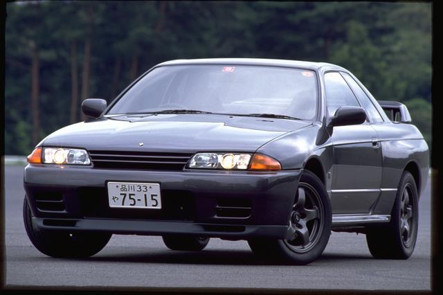画像: R32スカイライン GT-Rは、KPGC110型スカイライン GT-R(ケンメリGT-R)以来16年ぶりに登場した。