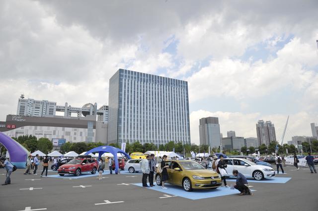 画像: 東京お台場、エンターテインメントの中核で開催