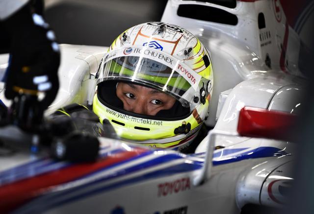画像: レース1でポール+2位の5ポイント、レース2で優勝の5ポイントの合計10ポイントを獲得した関口雄飛