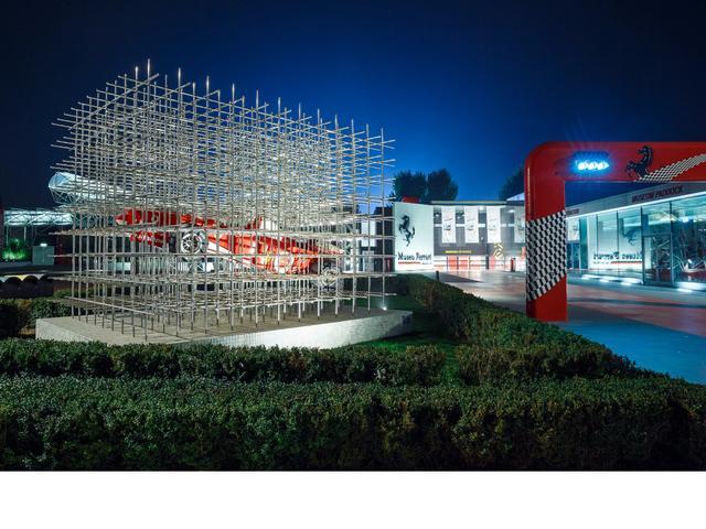 画像: Ferrari Museum in Maranello