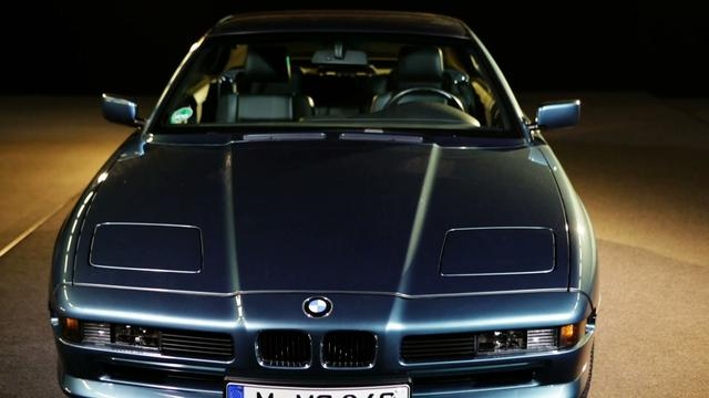 画像: The BMW 8 Series. E31. www.youtube.com